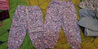 Jogger Hello Kitty Kembar