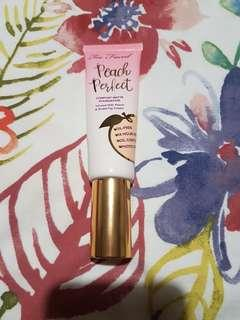 Too faced peach perfect foundation in shade 'warm sand'