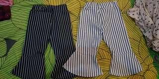 Celana Cutbray anak kembar