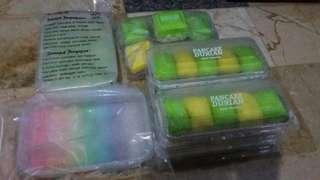 Pancake durian isi 5pcs