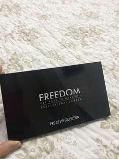 Freedom Pro 32 Eye Collection