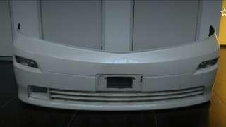Toyota Alphard 2002 to 2008 front bumper