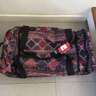 Roxy Large Wheeled Duffle Travel Bag