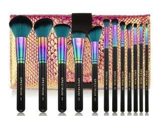Spectrum Collection makeup brush set