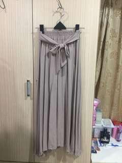 🚚 杏色長裙