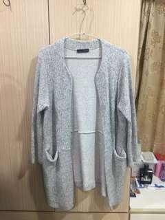 🚚 Zara灰色外套