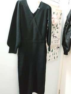 Lily Brown 2019褔袋 黑色連身裙