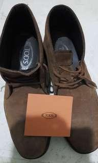 Sepatu boot TOD'S