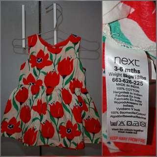 NEXT Tulip Dress