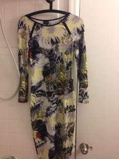 Top shop dress size snall