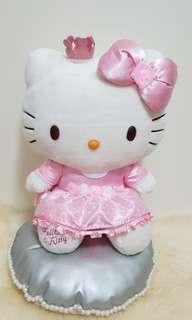 Hello Kitty公主大玩偶(約45公分)