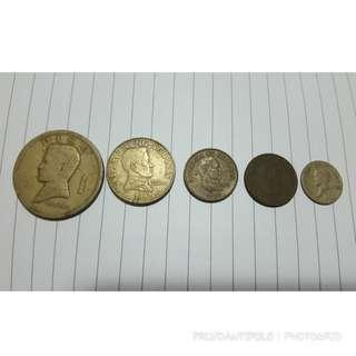 Phillipine Old Coins TAKE ALL!!