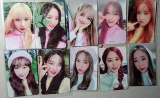 [SHARING] WJSN WJ PLEASE BROADCAST PHOTOCARDS
