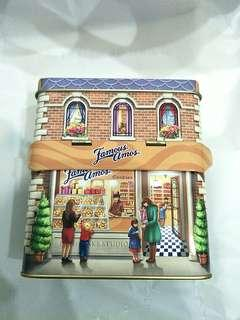 🌟Famous Amos Container / Tin🌟