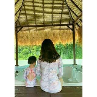 Mother & Daughter Twinning Swimwear Set #JAN50 #CNYGA