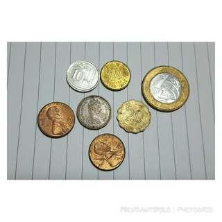 Foreign Old Coins
