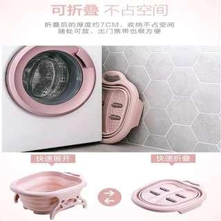 足浴盆(粉紅色)