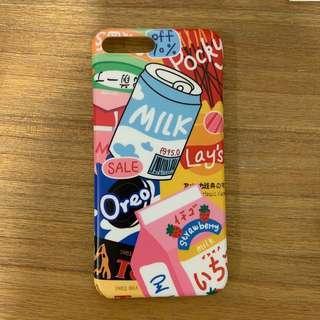 Colourful iphone 7 plus case