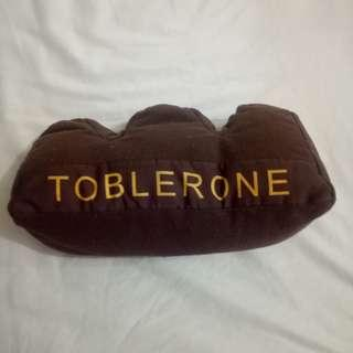 Toblerone Pillow