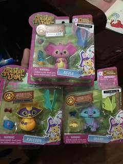 Animal Jam Collectibles