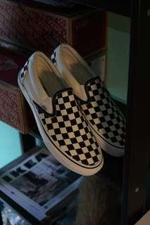 VANS SLIP ON CHECKERBOARD ORIGINAL