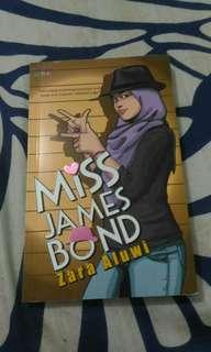 [malay book] miss james bond