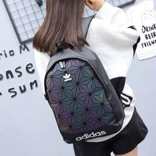 Unisex backpack Adidas diamond geometric
