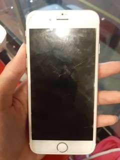 Iphone 6 rosegold