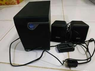 Speaker set Simbada