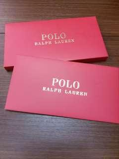 Polo Lauren 利是封套裝 Lai see packet