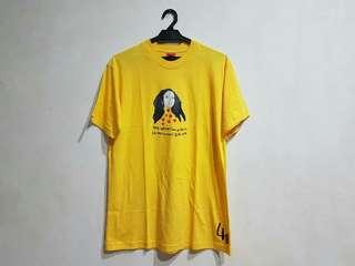 The Great Cocktails Yellow T-shirt