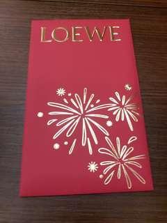 Loewe 利是封套裝 lai see packet
