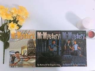 mr mystery [ book 16 / 19 / 20 ] by james lee