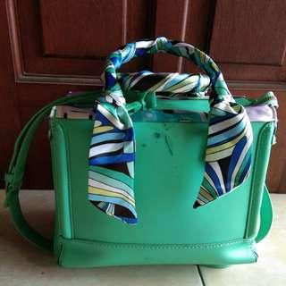 Charles and keith tosca bag