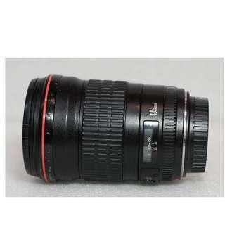 Canon EF 135mm F2 L Series Code UZ Mulus