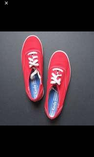 SALE! red keds sneakers