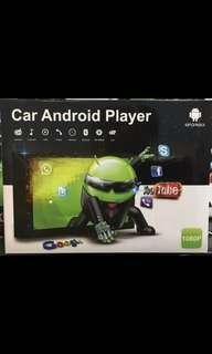 "Android 8.1 7"" Full Touch Screen with Installation, Car Radio and Audio System"