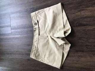 Vintage coach shorts