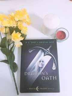 dragon's oath by p.c cast and kristin cast