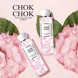 [CHOK CHOK] Cherry Blossom Honey Body Cleanser 250g