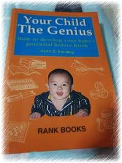 Preloved books to.raise babies kids