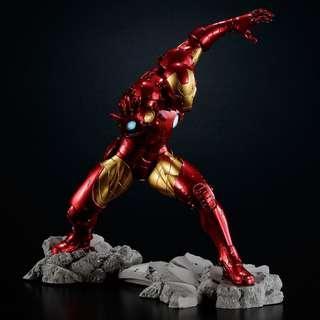 (un-opened/ original) Marvel Comics Iron Man Goukai series figure
