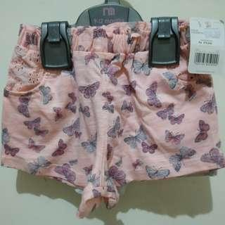 SALE! New Mothercare Short 2 pack
