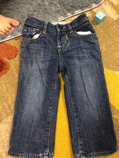 Jeans 💯 authentic baby gap