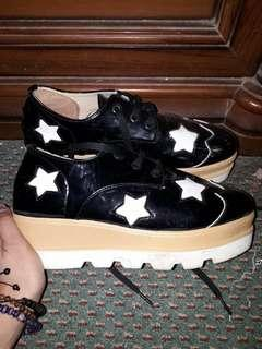 Sepatu/Shoes Star ala Stella McCartney #oktosale