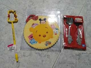 Pooh items