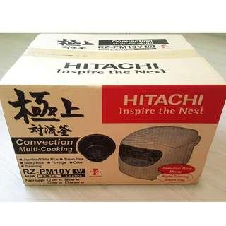 Hitachi Rz-pma10y Convection Multi Cooking Rice Cooker
