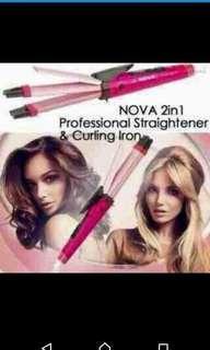 Nova hair iron