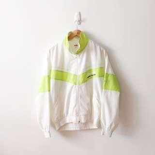 Ellesse Full Zip Spellout Windbreaker Jacket