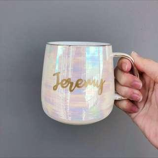 CUSTOMISED NAME MUGS